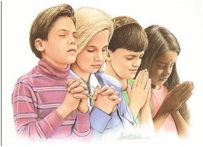 spiritualité enfant