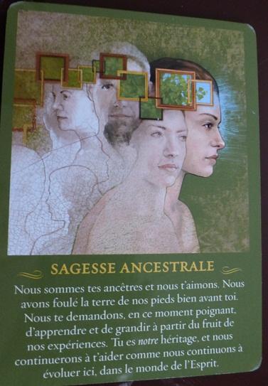 ORACLE SAGESSE ANCESTRALE