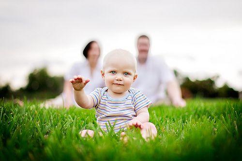 bébé bonheur