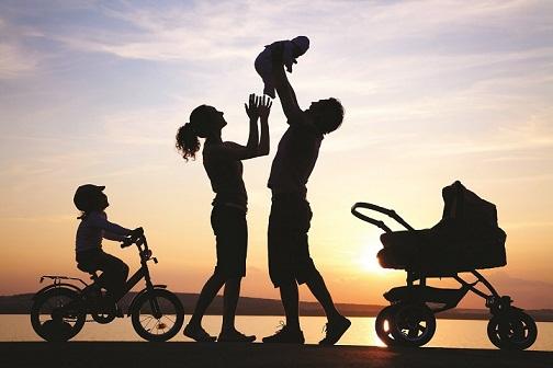 joie des parents