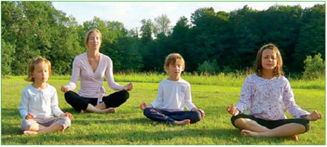 Méditer ensemble
